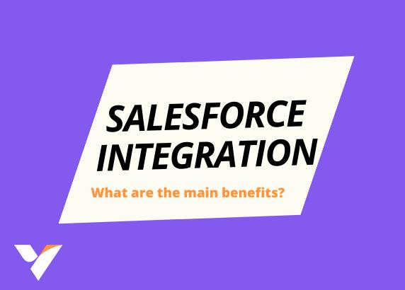 Salesforce integration with Vesium