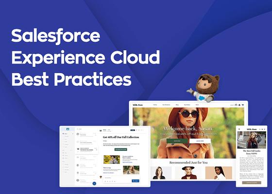 Salesforce Experience Cloud Best Practices