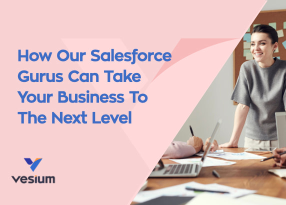 How we can help your business to succeed in Salesforce