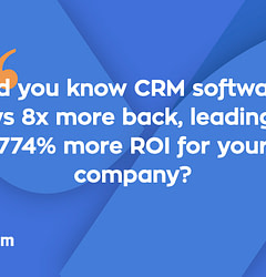 SMBs generating more ROI with Salesforce CRM platform.