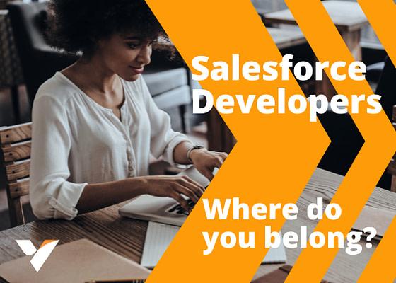 Salesforce developer career