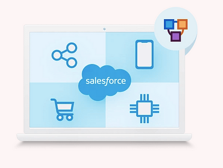 Managed services for salesforce.
