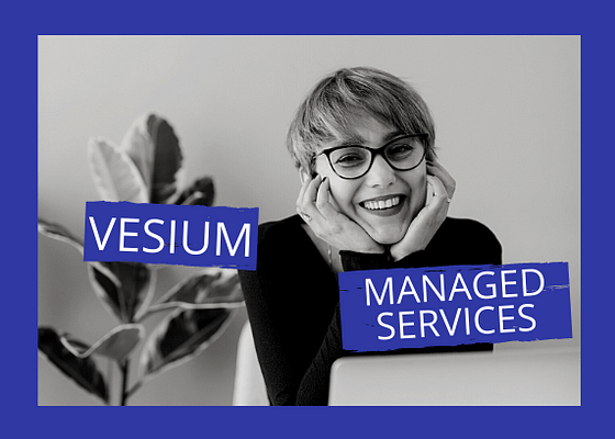 Vesium can help you increase ROI with Managed Services for Salesforce.