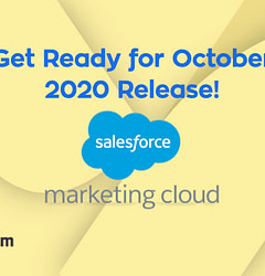 Salesforce October 2020 Release is on the way!