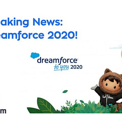 Dreamforce 2020 is coming!